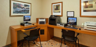 business center at crowne plaza sfo burlingame