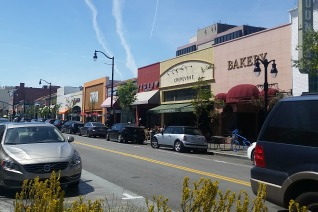 burlingame shopping