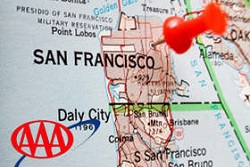aaa member discount at CP SFO Airport Hotel